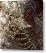 Deception Metal Print
