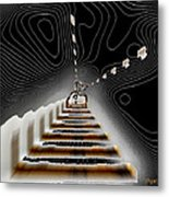 Decisions No. 3 Metal Print