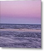 Delaware Bay Dawn Metal Print