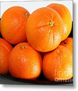 Delicious Cara Cara Oranges Metal Print