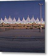 Denver International Airport, Colorado Metal Print