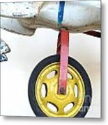Dependable Support Metal Print