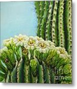 Desert Crown Metal Print
