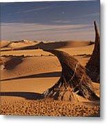 Desert Luxury Metal Print