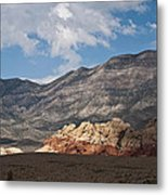 Desert Sunlight Metal Print