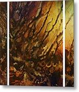Design 1 Metal Print
