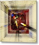 Desire For Freedom Metal Print