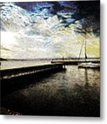 Destination - Pacific Metal Print