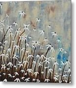 Determination Metal Print by Holly Donohoe