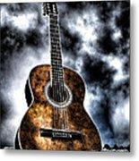 Devils Acoustic Metal Print