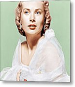 Dial M For Murder, Grace Kelly, 1954 Metal Print by Everett