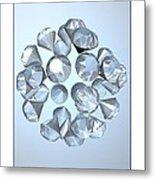 Diamonds... Metal Print