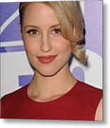 Dianna Agron In Attendance For Fox 2010 Metal Print by Everett