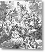 Diderot Encyclopedia Metal Print