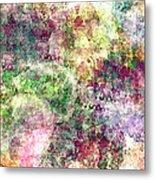 Digital Abstract Metal Print