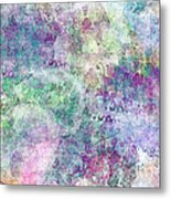 Digital Abstract II Metal Print