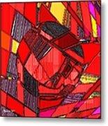Digital Design 465 Metal Print