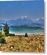 Dillon Lake Metal Print by Sergio Aguayo