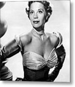 Dinah Shore, Ca. Early 1950s Metal Print