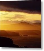 Dingle Peninsula, County Kerry Metal Print