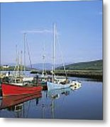 Dingle Peninsula, Dingle Harbour Metal Print