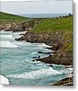 Dingle Peninsula Sea Shore 1 Metal Print