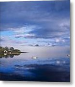 Dinish Island, Kenmare Bay, County Metal Print by The Irish Image Collection
