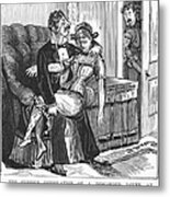 Discarded Lover, 1890s Metal Print