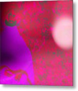 Disguise Of The Wise In Foreign Territory Metal Print