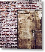Dismal At Best - Rusty And Crusty Metal Print