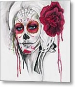 Divine Metal Print by Diana Shively