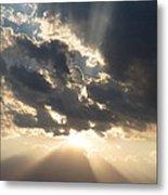 Divine Light Metal Print