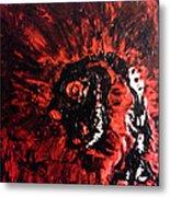 Dizard Metal Print by Aaron Smith