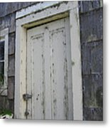 Do You Have The Key Metal Print