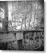 Docks Of Old V Metal Print