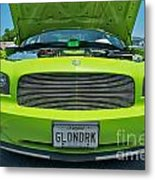 Dodge Charger Hemi  Metal Print