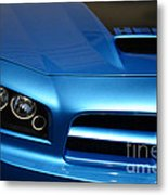 Dodge Charger Srt8 Super Bee Metal Print