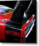 Dodge Daytona Fin 02 Metal Print