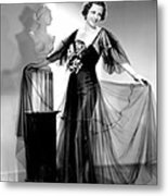Dodsworth, Mary Astor, 1936 Metal Print