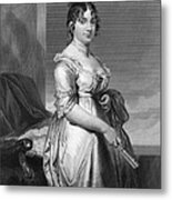 Dolley Payne Todd Madison Metal Print by Granger