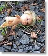 Dolly Metal Print