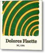 Dolores Fisette Metal Print