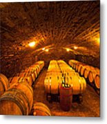 Domaine Pinquier-burgundy France Metal Print