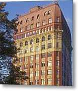 Dominion Life Building Vancouver Metal Print