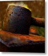 Done Metal Print by Shirley Sirois