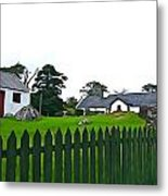 Donegal Home Metal Print