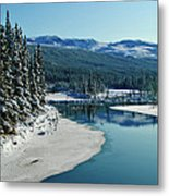 Donnelly Creek Metal Print