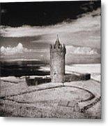 Doonagore Tower Metal Print