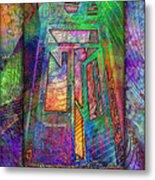 Door To The Lightness Of Being Metal Print