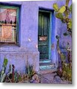 Doorway 5 Metal Print